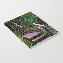 Staircase to heaven Notebook