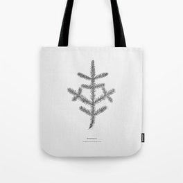 Spruce twig Tote Bag
