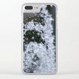 Water9 Clear iPhone Case