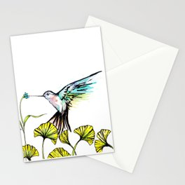 Be Still Wings, So I Can Always Remember You This Way Stationery Cards