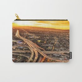 los angeles junction Carry-All Pouch