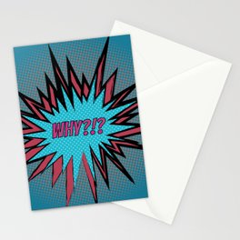 Why?!? Stationery Cards