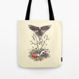 Eternal Sleep Tote Bag