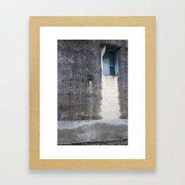 Lonely Window.  Framed Art Print