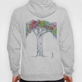 Rainbow Tree Huia Art Hoody