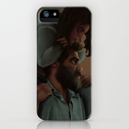 Are We There Yet? iPhone Case