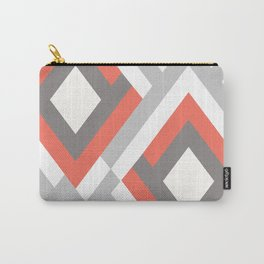Geometric pattern.7 Carry-All Pouch