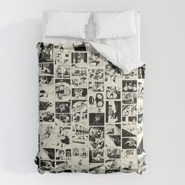 Pipien Molestus abnormal edition Comforters