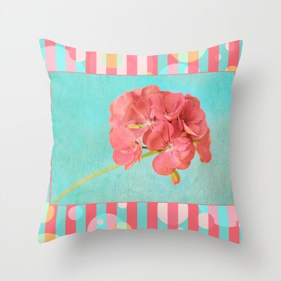 Sweet and Simple Throw Pillow