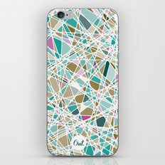 out glass iPhone & iPod Skin