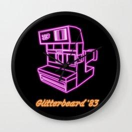 Glitterpix 83 Wall Clock