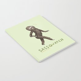 Sassquatch Notebook