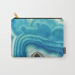 Blue Onyx Carry-All Pouch