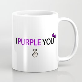 BTS i purple you Coffee Mug