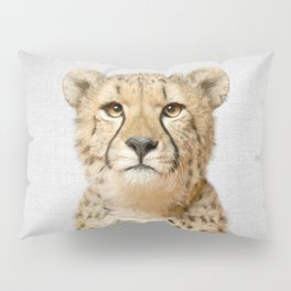 Cheetah - Colorful Pillow Sham