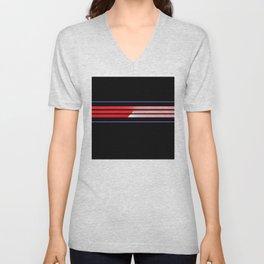 Team Colors 5,,,Red,blue light Unisex V-Neck