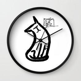 Lionel Cotz Wall Clock