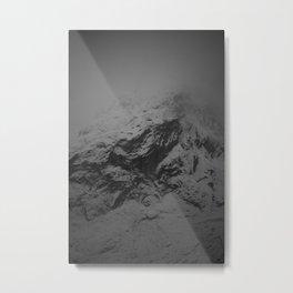 Fjell Metal Print