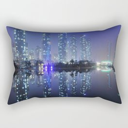 INCHEON SONGDO PARK Rectangular Pillow