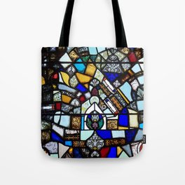 Beauty in Brokenness Andreas 2 Tote Bag