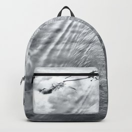 Rowing on a River of Clouds Backpack