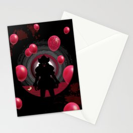 IT Clown - You'll float too Stationery Cards