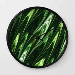 Peridot Wall Clock