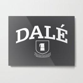 DALÉ Metal Print