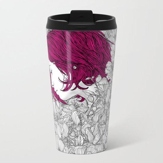 Hideaway Metal Travel Mug