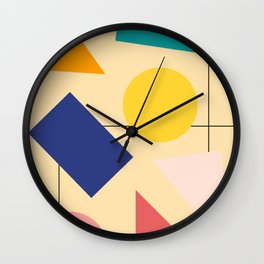 No. 3 Wall Clock
