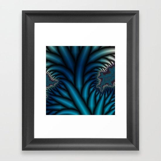 Soul Chakra Framed Art Print