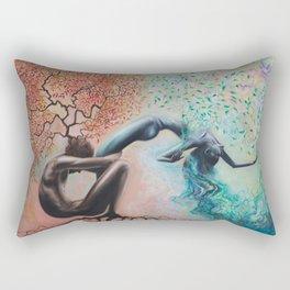 Organic Growth Rectangular Pillow