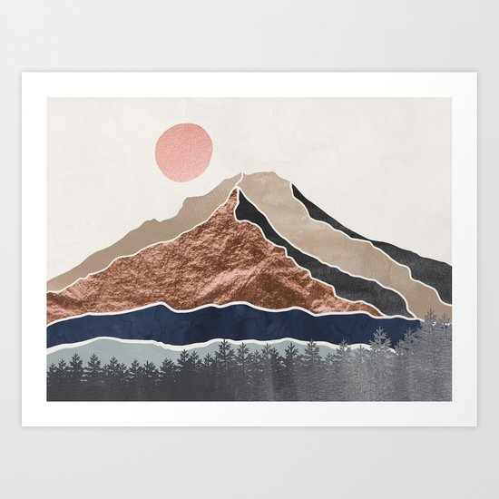 Mount Hood Oregon - Daylight Wilderness by a88mountainscape