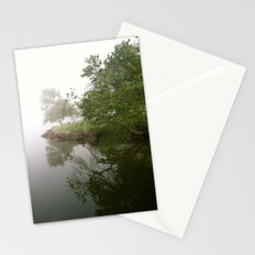 fog clearing Stationery Cards