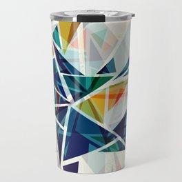 Cracked I Travel Mug