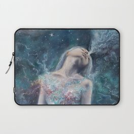 Love Will Split You Open Into Light Laptop Sleeve