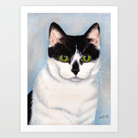 Cleo Art Print