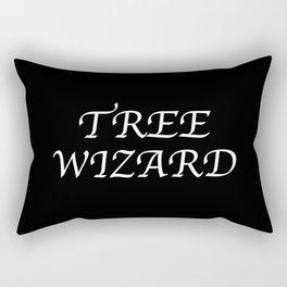 Tree Wizard Rectangular Pillow