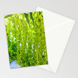 Palm Leaves Art Stationery Cards