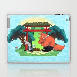 The game of go Laptop & iPad Skin