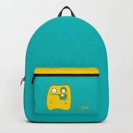 cutie moster_backpack2 Backpack