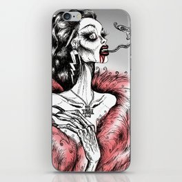 Decadence & Decay iPhone Skin