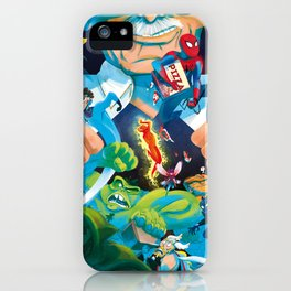 The Marvelous Mr. Lee iPhone Case