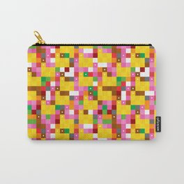 Pixel by pixel – The Birdy Bunch II Carry-All Pouch