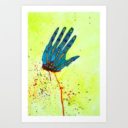 You Dropped This Art Print