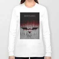 dc Long Sleeve T-shirts featuring Dc by Anand Brai