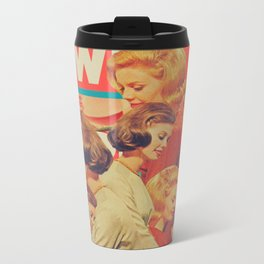 Woman Power Metal Travel Mug
