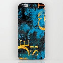 Design is Art iPhone Skin