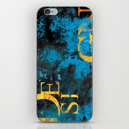 Design is Art iPhone Skin