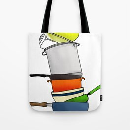...or Why I Don't Cook Tote Bag